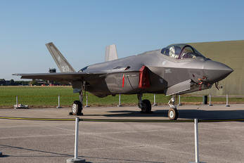 MM7337 - Italy - Air Force Lockheed Martin F-35A Lightning II