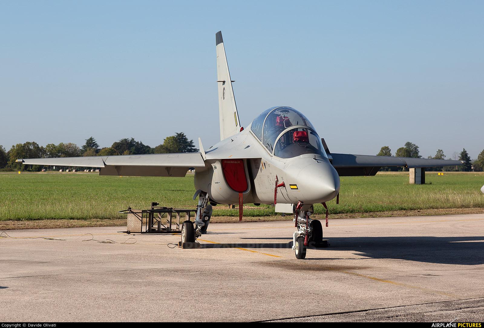 Italy - Air Force MM55218 aircraft at Treviso - Istrana
