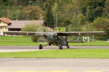 V-614 - Switzerland - Air Force Pilatus PC-6 Porter (all models)