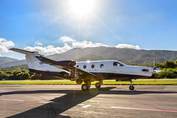 OH-TRG - FLY 7 Executive Aviation SA Pilatus PC-12