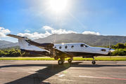 OH-TRG - FLY 7 Executive Aviation SA Pilatus PC-12 aircraft