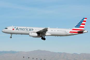 N509AY - US Airways Airbus A321