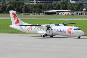 OK-NFV - CSA - Czech Airlines ATR 72 (all models)