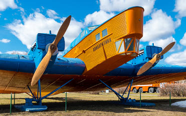 СССР-Н317 - Aeroflot Tupolev TB-1