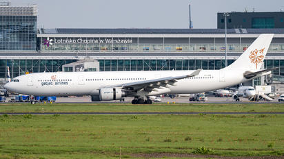 LY-LEO - GetJet Airbus A330-300