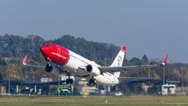 EI-FHU - Norwegian Air International Boeing 737-800 aircraft