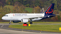 OO-SSA - Brussels Airlines Airbus A319 aircraft
