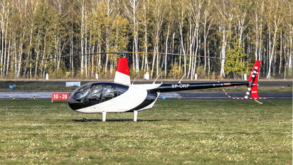 SP-ORP - Private Robinson R-44 RAVEN II