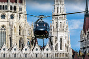 OE-XTV - The Flying Bulls Eurocopter AS350 Ecureuil / Squirrel aircraft