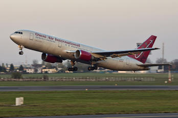 N477AX - Omni Air International Boeing 767-300ER