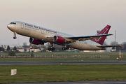 OAI Boeing 767-300ER visited Poznań title=