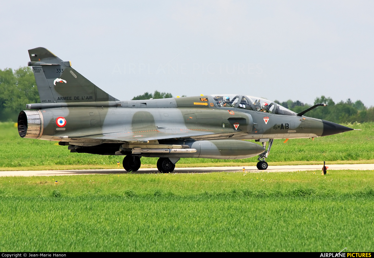 France - Air Force 333 aircraft at Florennes