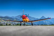- - Private Pilatus PC-7 I & II aircraft