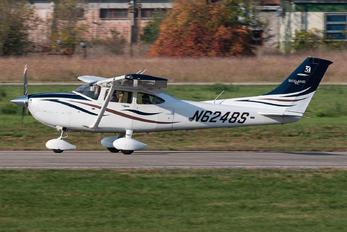 N6248S - Private Cessna 182 Turbo Skylane JT-A