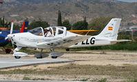 EC-LLG - Private Tecnam P2002JR Sierrra aircraft