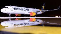G-TCDJ - Thomas Cook Airbus A321 aircraft