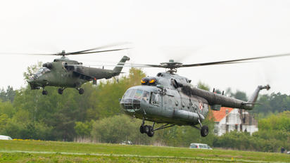 0608 - Poland - Army Mil Mi-8MTV-1