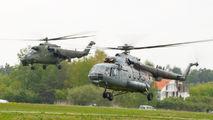 0608 - Poland - Army Mil Mi-8MTV-1 aircraft