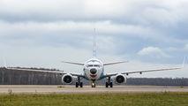 VQ-BQT - NordStar Airlines Boeing 737-800 aircraft