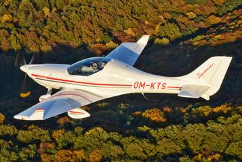 OM-KTS - Slovensky Narodny Aeroklub Aerospol WT9 Dynamic