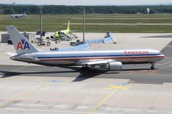 N386AA - American Airlines Boeing 767-300ER
