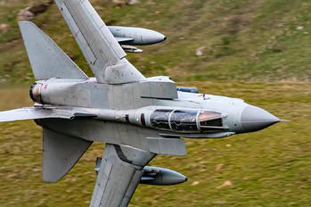 ZG729 - Royal Air Force Panavia Tornado GR.4 / 4A