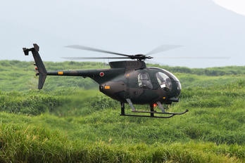 31303 - Japan - Ground Self Defense Force Kawasaki OH-6