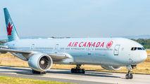 C-FIUW - Air Canada Boeing 777-300ER aircraft