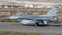 89-0025 - Turkey - Air Force General Dynamics F-16C Fighting Falcon aircraft