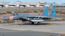 84-0010 - USA - Air Force McDonnell Douglas F-15C Eagle aircraft
