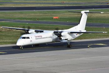 D-ABQQ - Eurowings de Havilland Canada DHC-8-400Q / Bombardier Q400