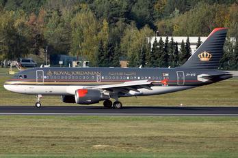 JY-AYZ - Royal Jordanian Airbus A319