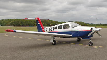 G-OROA - Private Piper PA-28R Arrow /  RT Turbo Arrow
