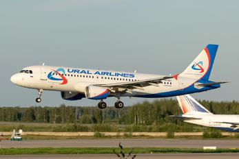 VQ-BCI - Ural Airlines Airbus A320
