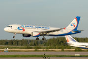 VQ-BCI - Ural Airlines Airbus A320 aircraft