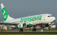 PH-HXB - Transavia Boeing 737-800 aircraft