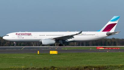 OO-SFP - Eurowings Airbus A330-300