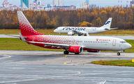 VP-BGR - Rossiya Boeing 737-800 aircraft