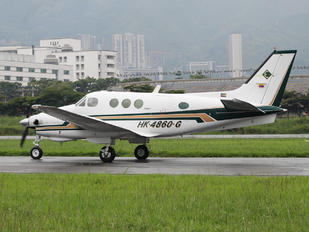 HK-4860-G - Private Beechcraft 90 King Air
