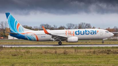 A6-FEJ - flyDubai Boeing 737-800
