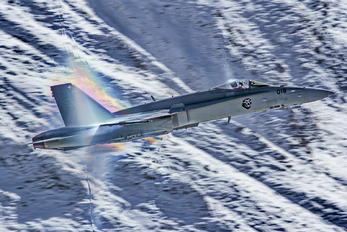 J-5018 - Switzerland - Air Force McDonnell Douglas F-18C Hornet