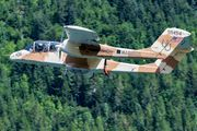 F-AZKM - Musee Europeen de l'Aviation de Chasse North American OV-10 Bronco aircraft