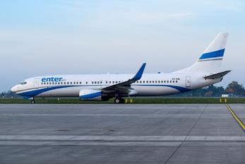 SP-ENL - Enter Air Boeing 737-800