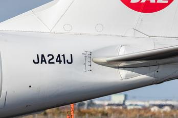 JA241J - J-Air Embraer ERJ-190 (190-100)