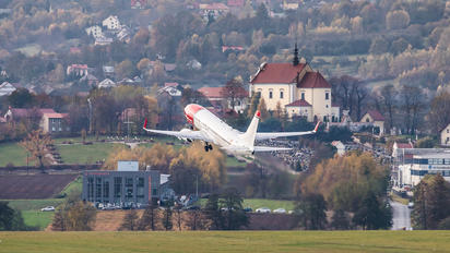 LN-NHC - Norwegian Air Shuttle Boeing 737-800