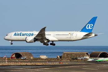 EC-NCY - Air Europa Boeing 787-9 Dreamliner