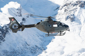 T-360 - Switzerland - Air Force Eurocopter EC635