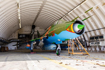 734 - Germany - Democratic Republic Air Force Sukhoi Su-22M-4