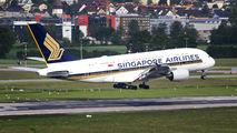 9V-SKZ - Singapore Airlines Airbus A380 aircraft
