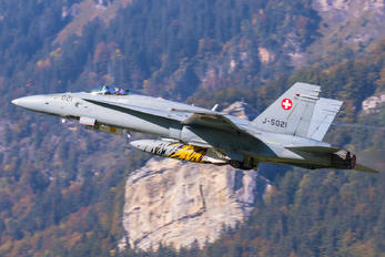 Swiss Airforce - F/A-18 Hornet
